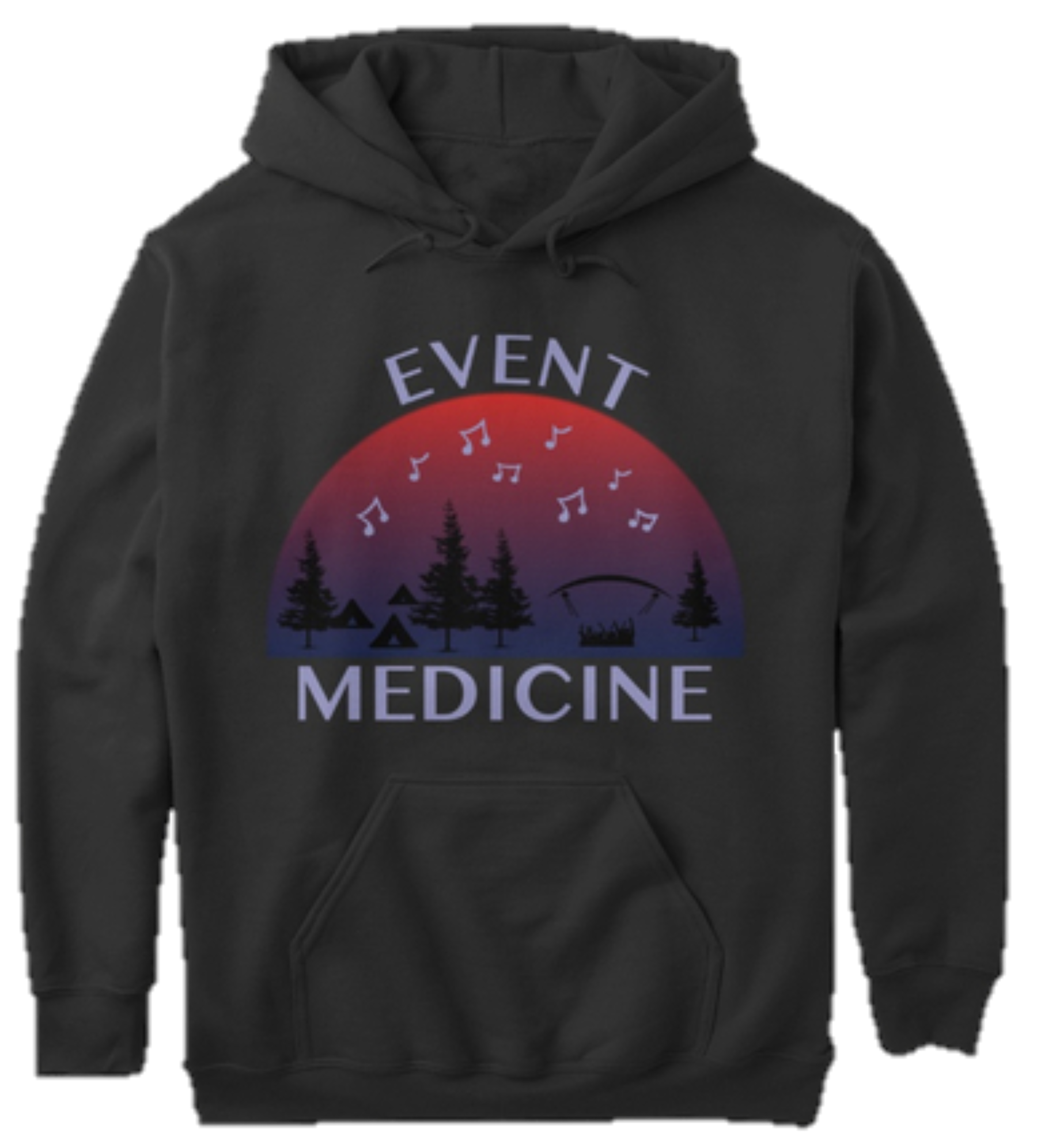 Hoodie Designs for Event Crew